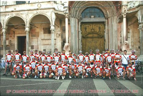Campionato Europeo di cicloturismo 2011